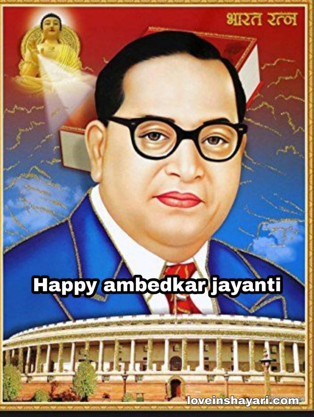 Ambedkar jayanti Images