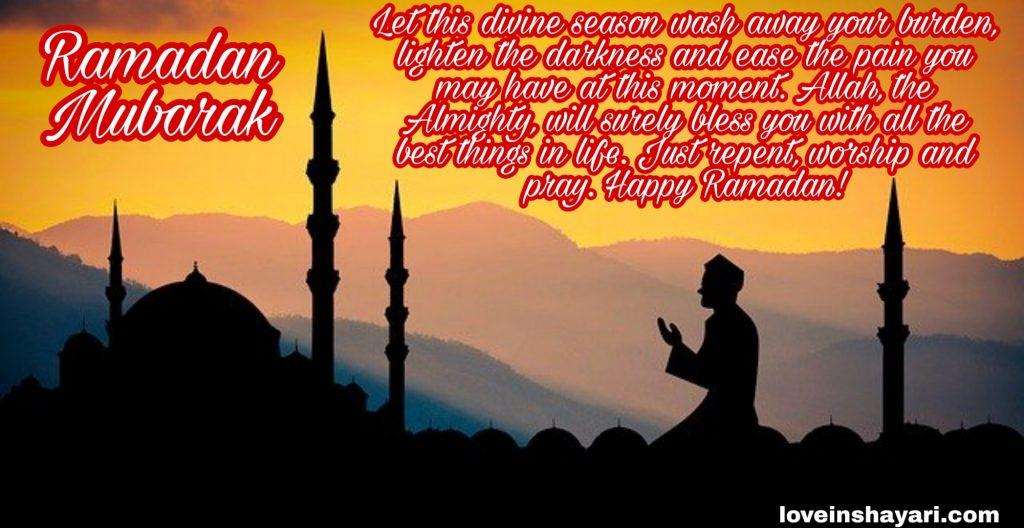 Ramadan status whatsapp status