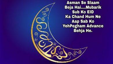 Eid Al adha Mubarak shayari wishes quotes messages