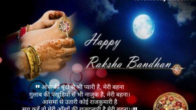 Rakshabandhan status whatsapp status