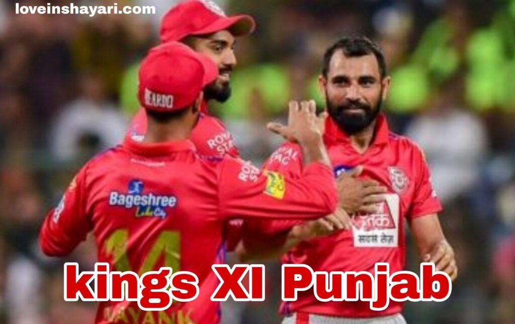 Kings XI Punjab status whatsapp status