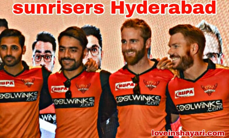 Sunrisers hyderabad status whatsapp status