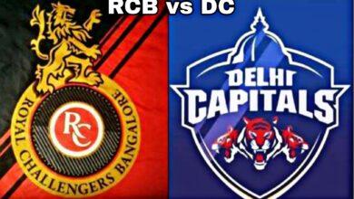 RCB vs DC status whatsapp status