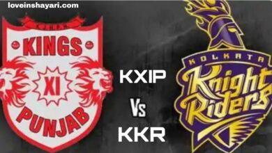 KXIP vs KKR status whatsapp status