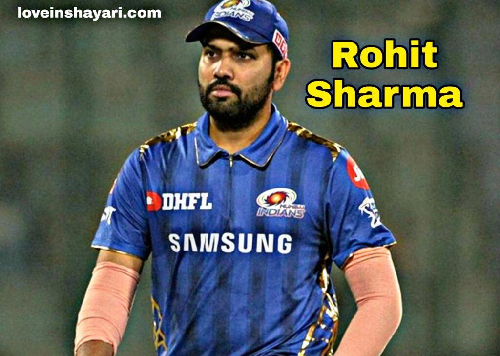 Rohit Sharma whatsapp status