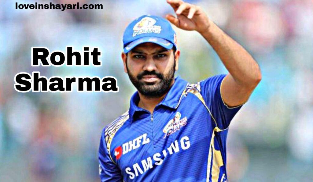 Rohit Sharma status