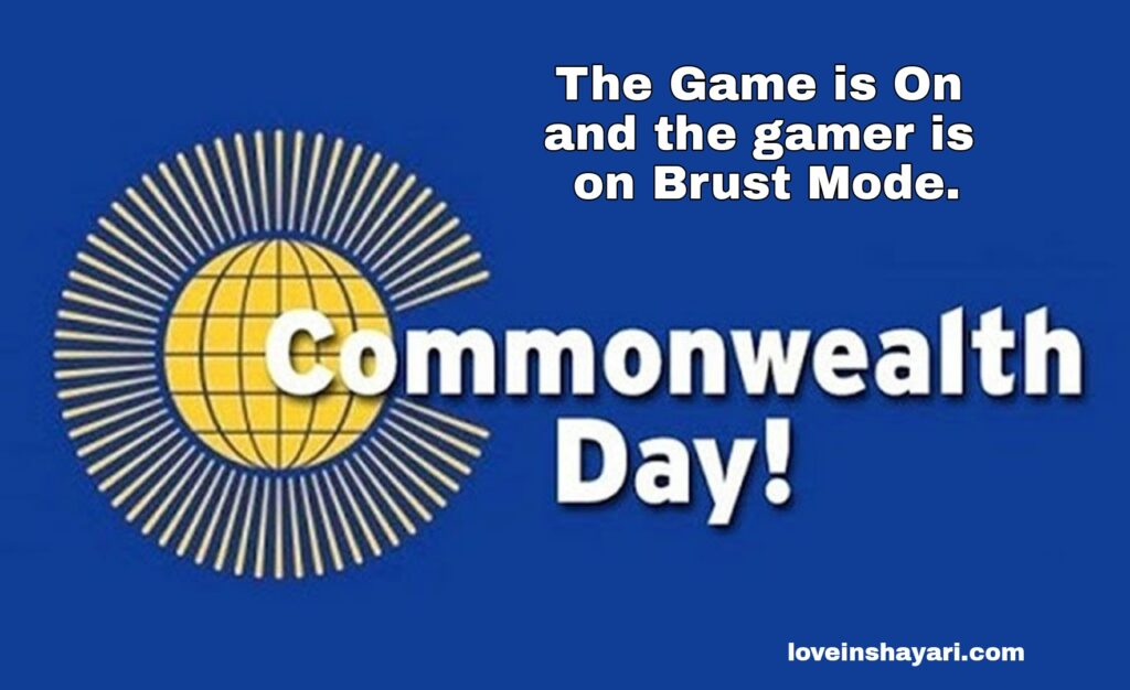 Commonwealth day status in english